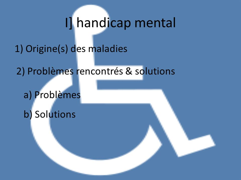Site rencontre handicap mental